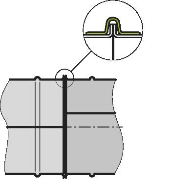 Spájanie odsávacieho potrubia GreMi KLIMA grex spojovacou objímkou